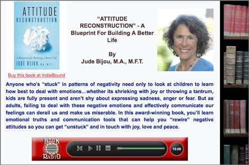 Attitude Reconstruction