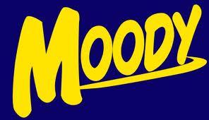 moody
